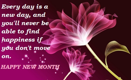 happy-new-month-mum
